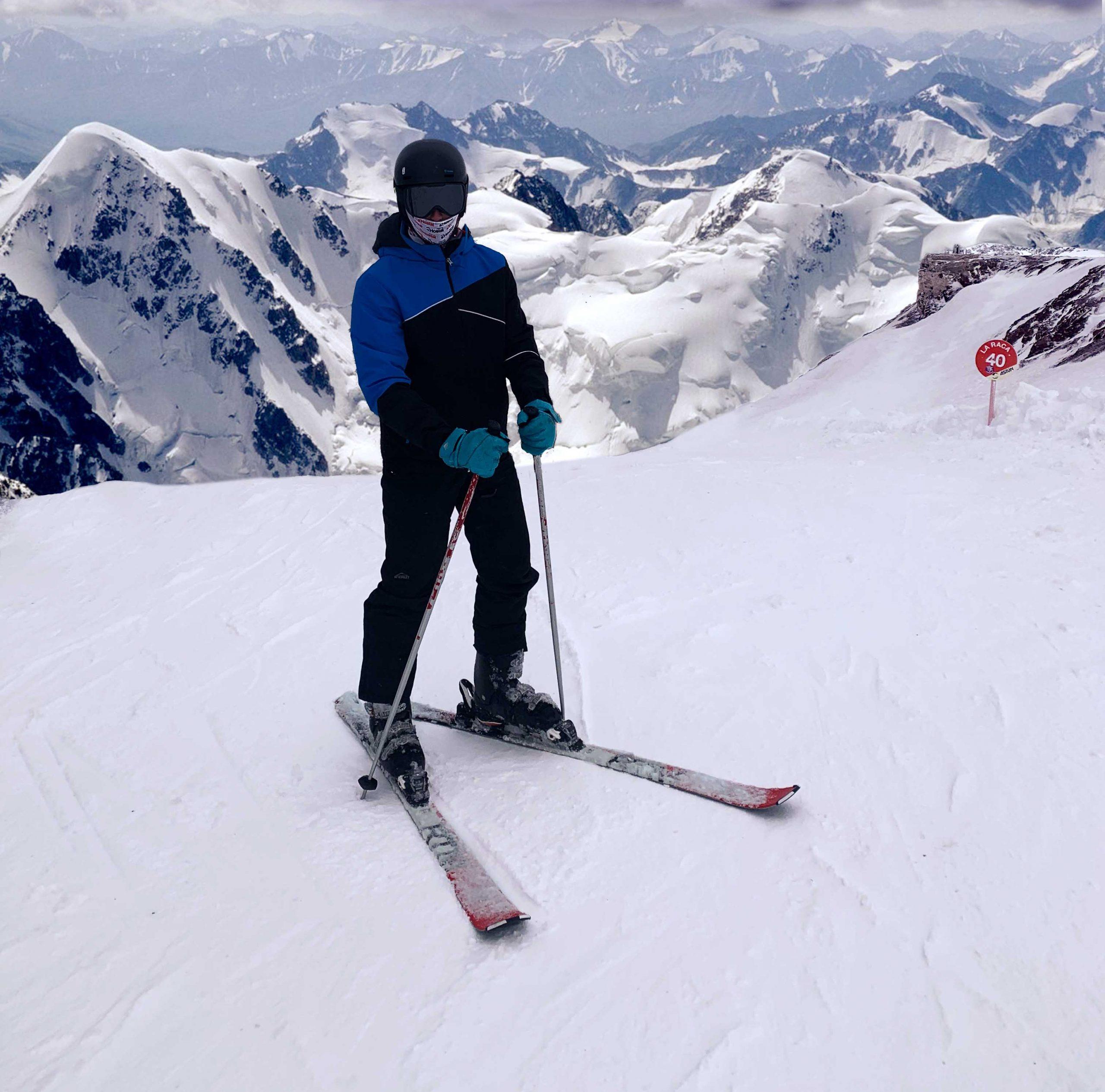 ¿Cómo editar fotos en la nieve?